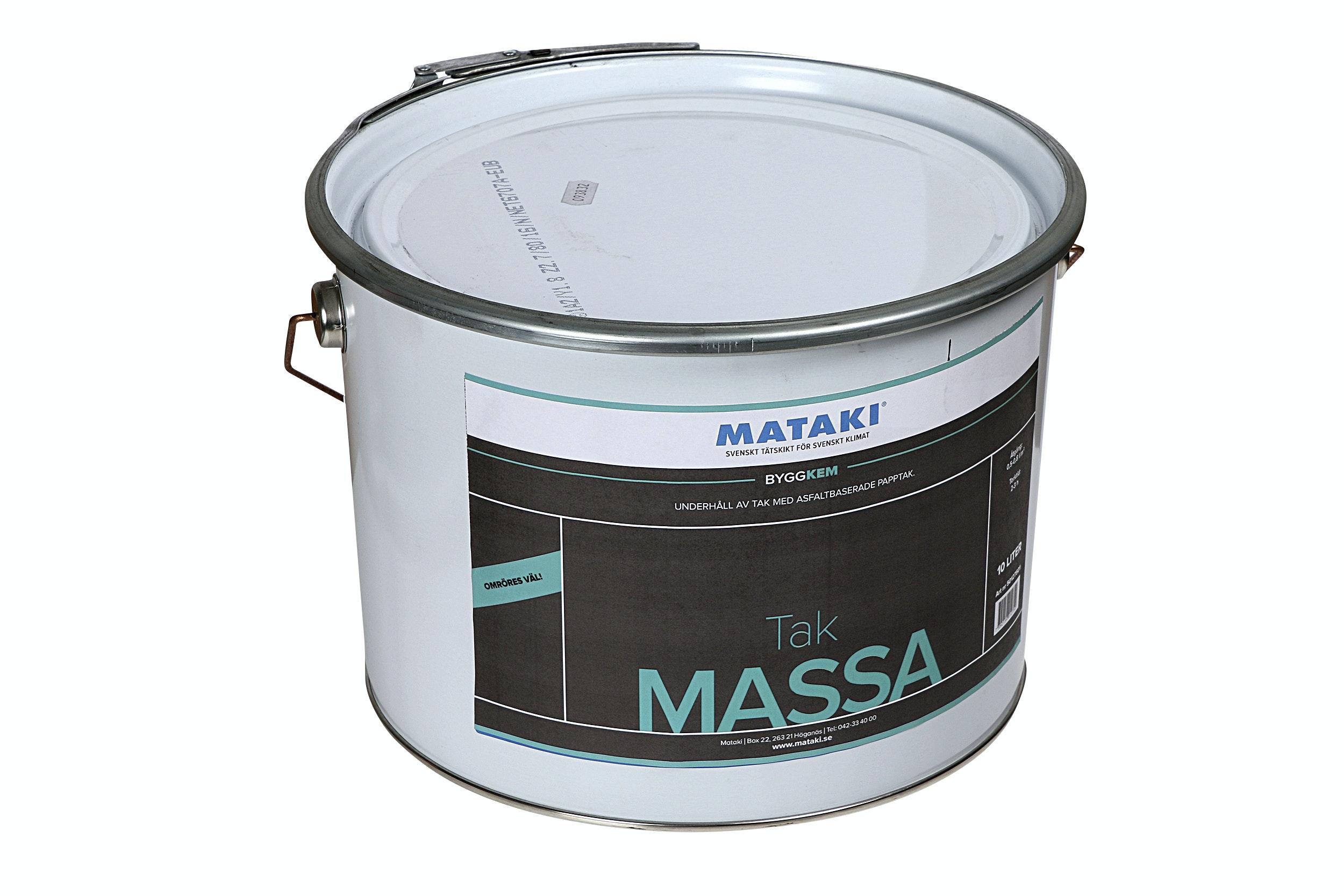 Takmassa 10 liter Mataki