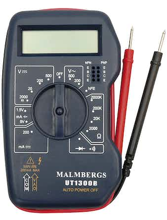 Multimeter Malmbergs Digital