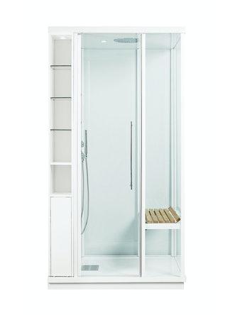 Ångdusch Svedbergs S-Box De Lux