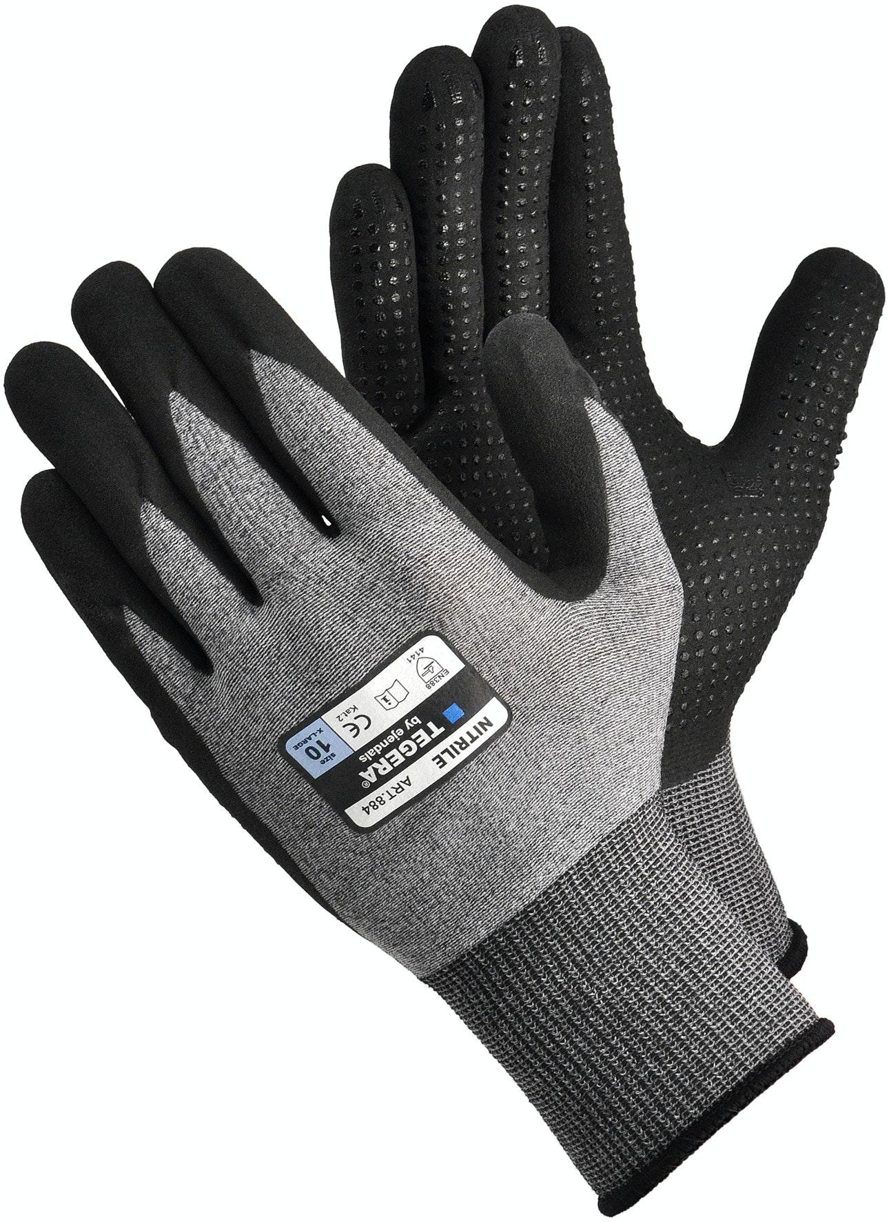 Handskar Tegera 884 Nylon/Spandex Stl 11