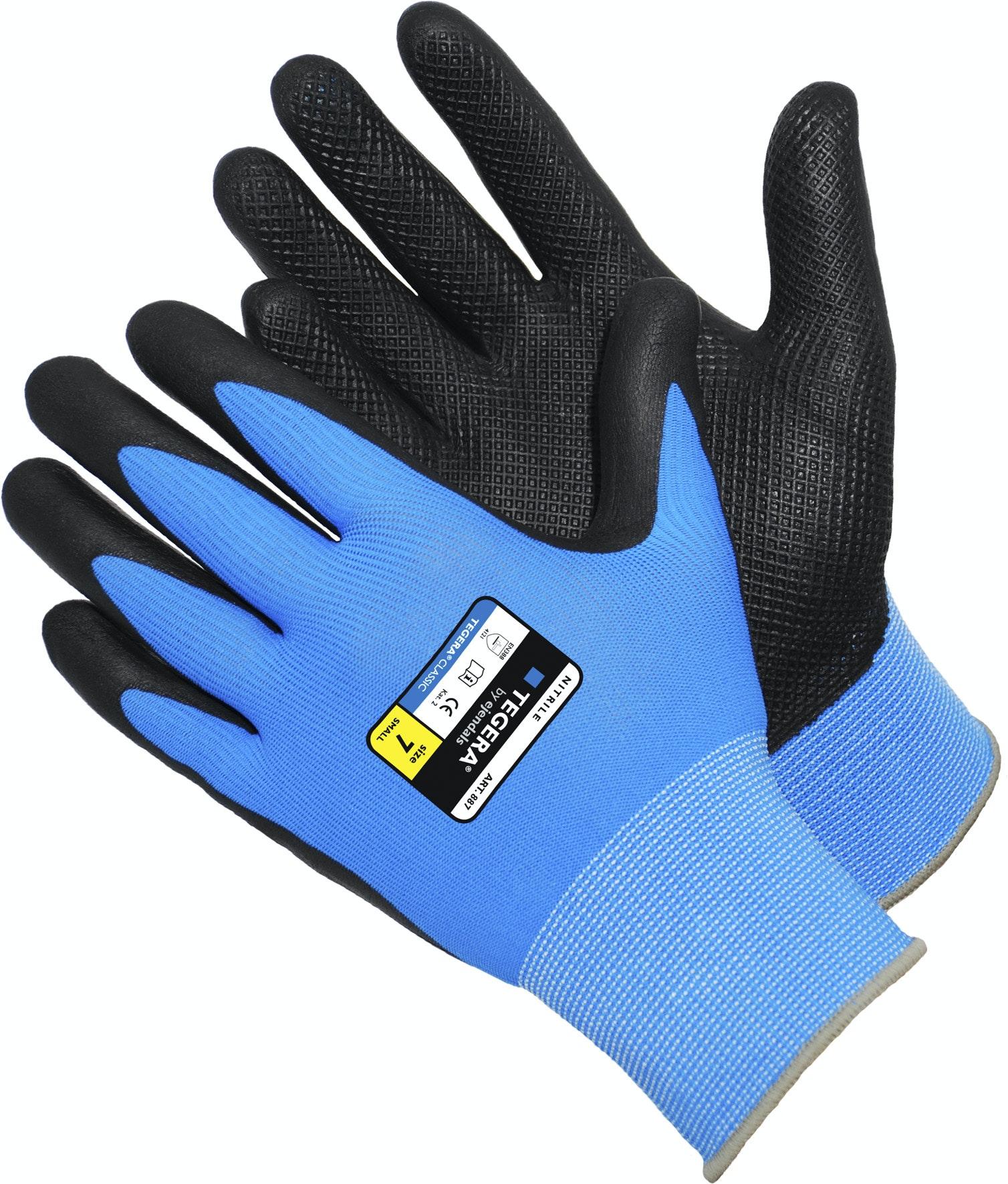 Handske Tegera Nitril 887 STL 8