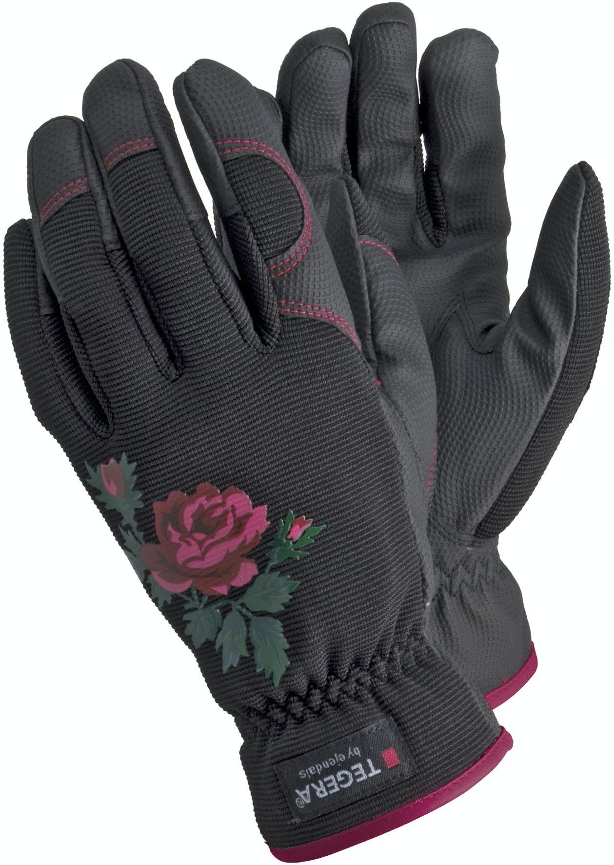 Handske Tegera 90030 Micro-Pu Stl 6