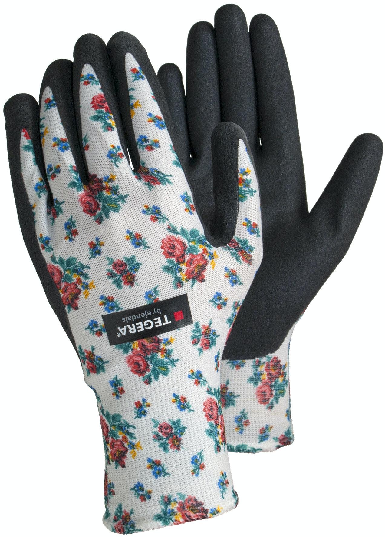 Handske Tegera 90065 Nitrilfoam Stl 6