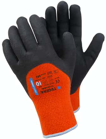 Vinterhandskar Tegera 682 Orange Stl 11