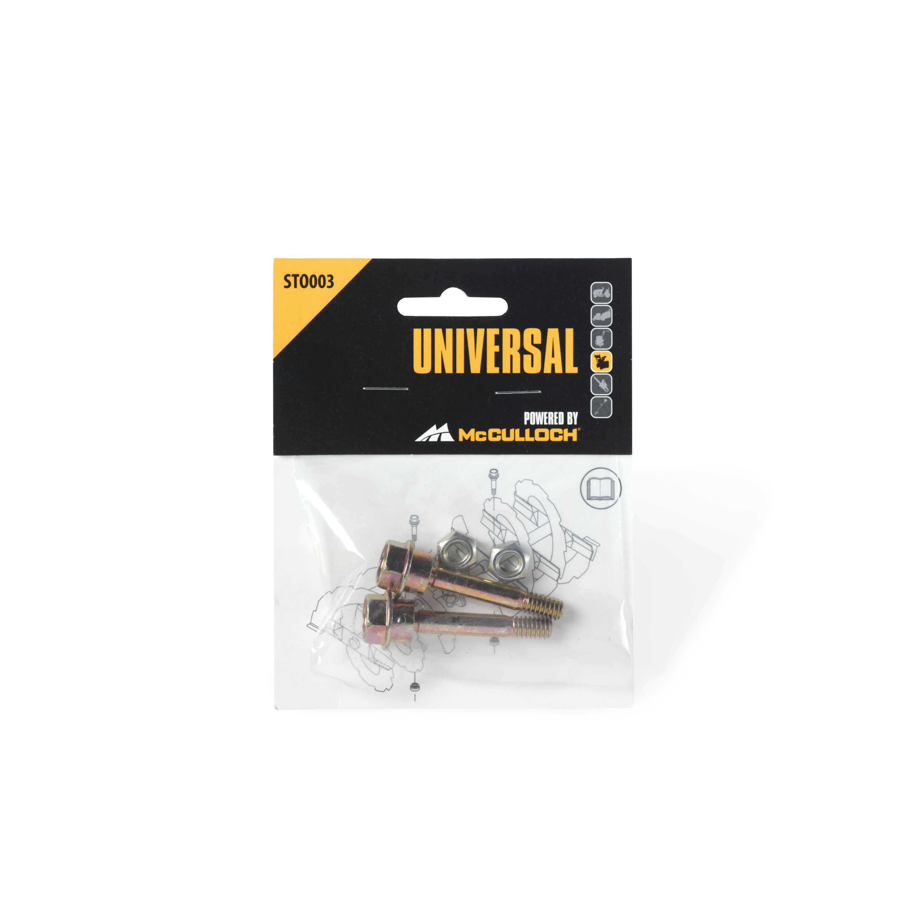 Brytpinnar McCulloch Universal STO003 2-pack