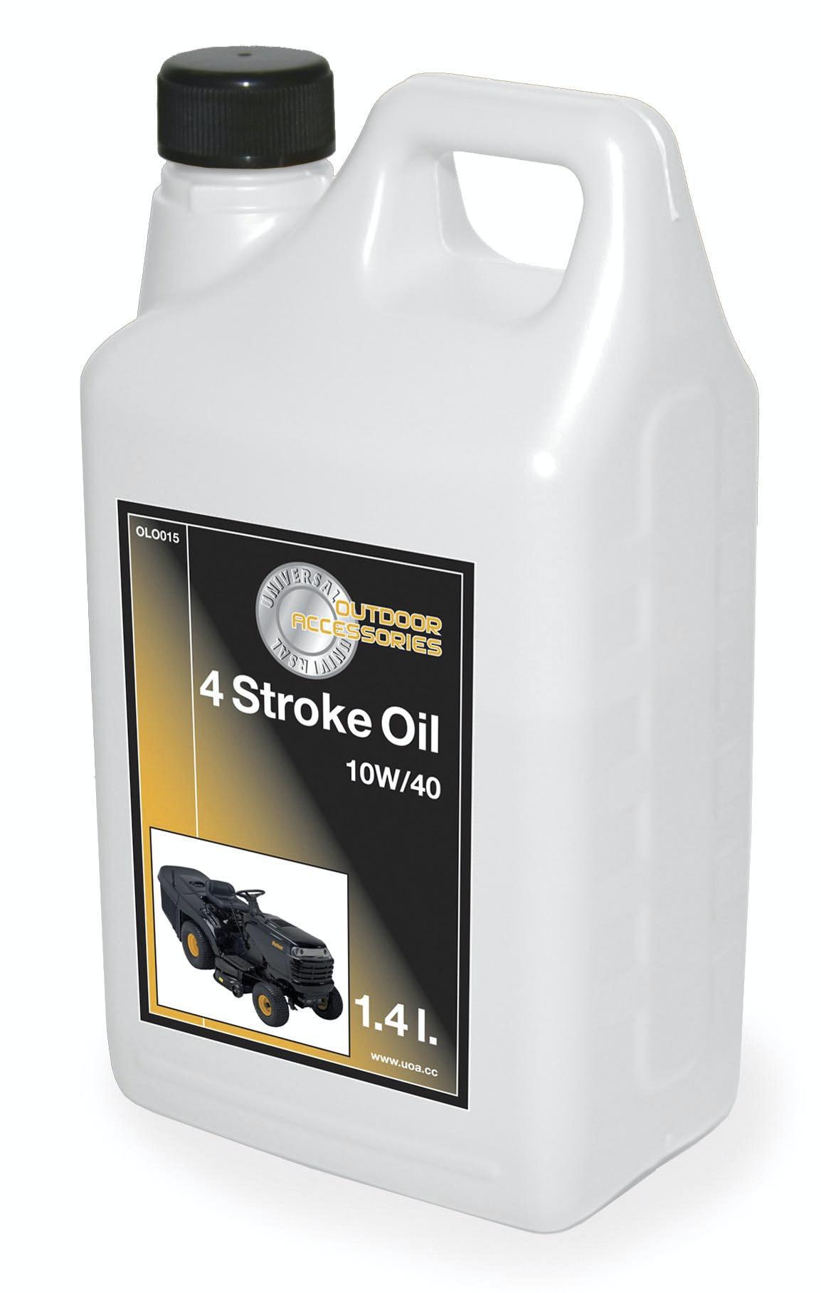 Olja Universal 4-Takt Till Traktorer OLO015 1,4L