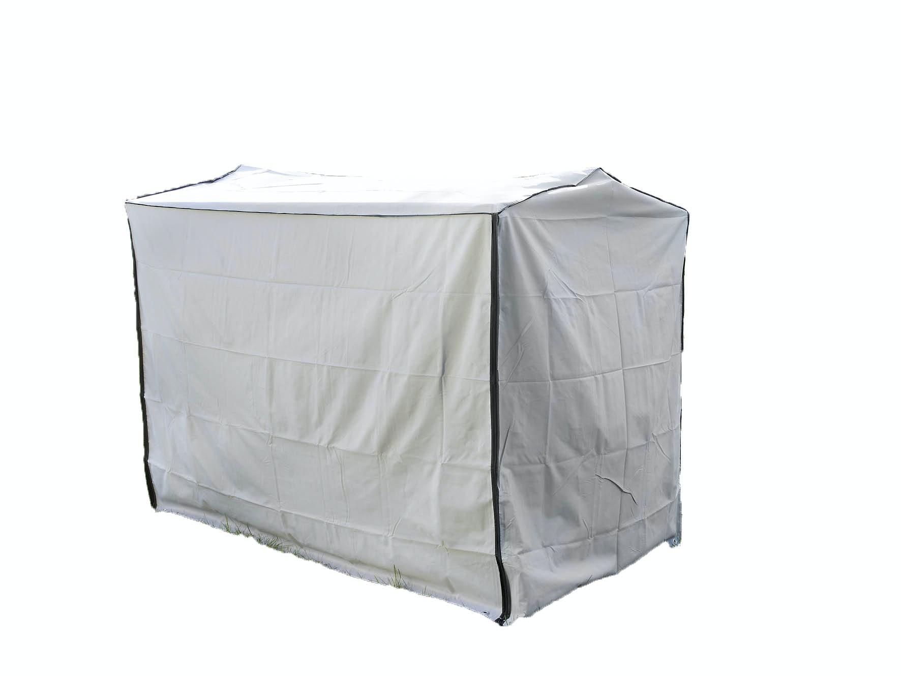 Hammockskydd Brafab 205x130x160cm Grå