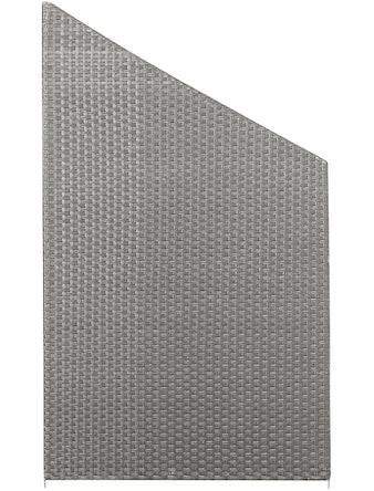 Skärm Jabo Cannes 2 konstrotting 90x150x100cm grå