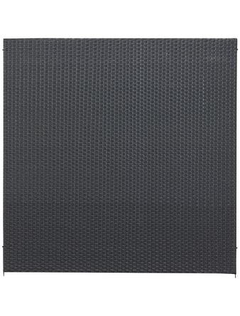 Skärm Jabo Nice 1 konstrotting 150x150cm svart