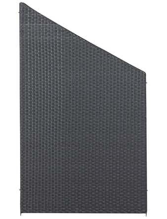 Skärm Jabo Nice 2 konstrotting 90x150x100cm svart