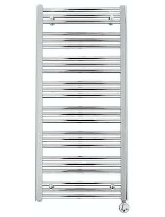 Handdukstork Linear 600x1345 600w Krom