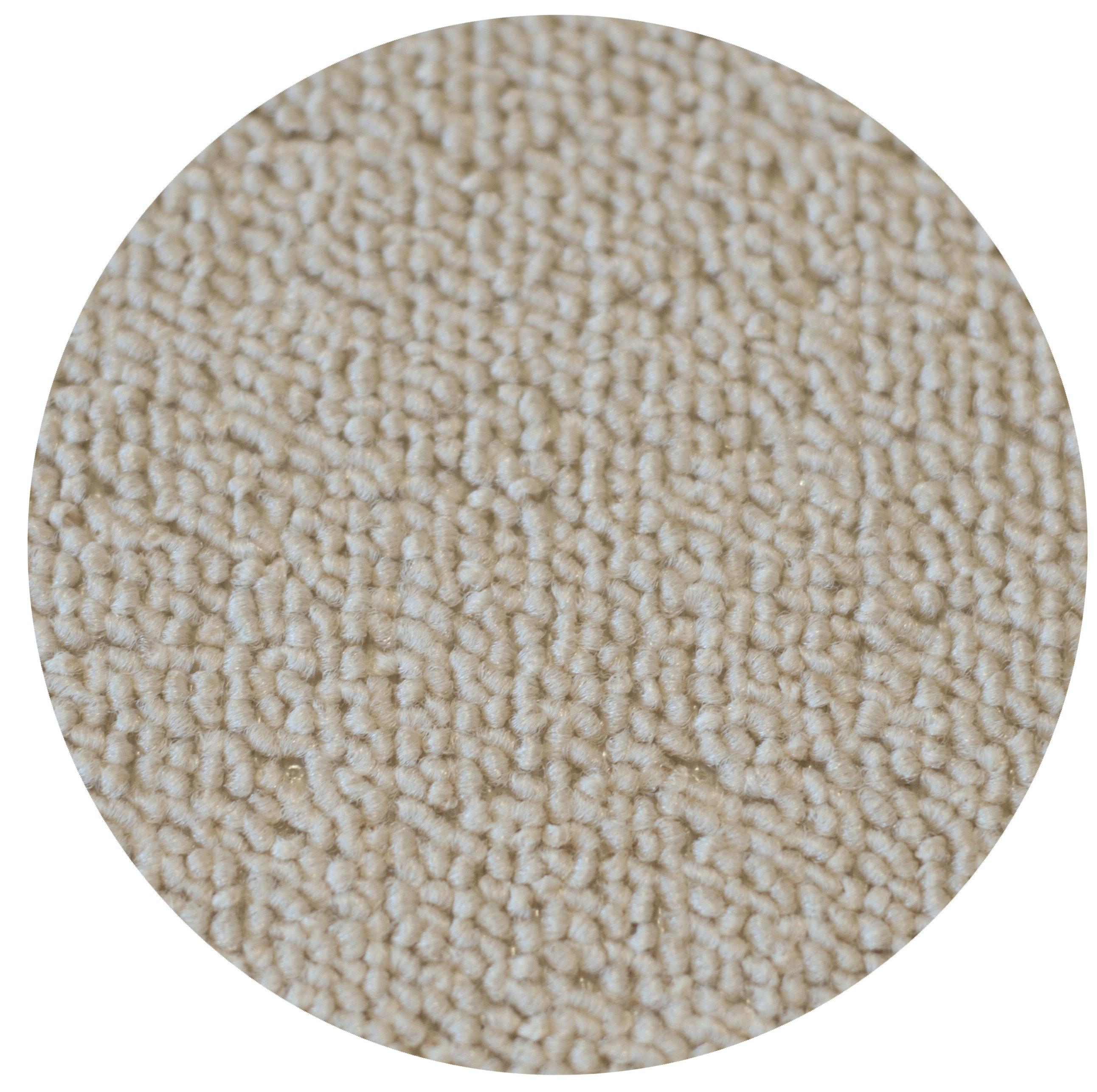 Textilgolv Heltäckningsmatta Fibertrone Basic 14m² Beige 66