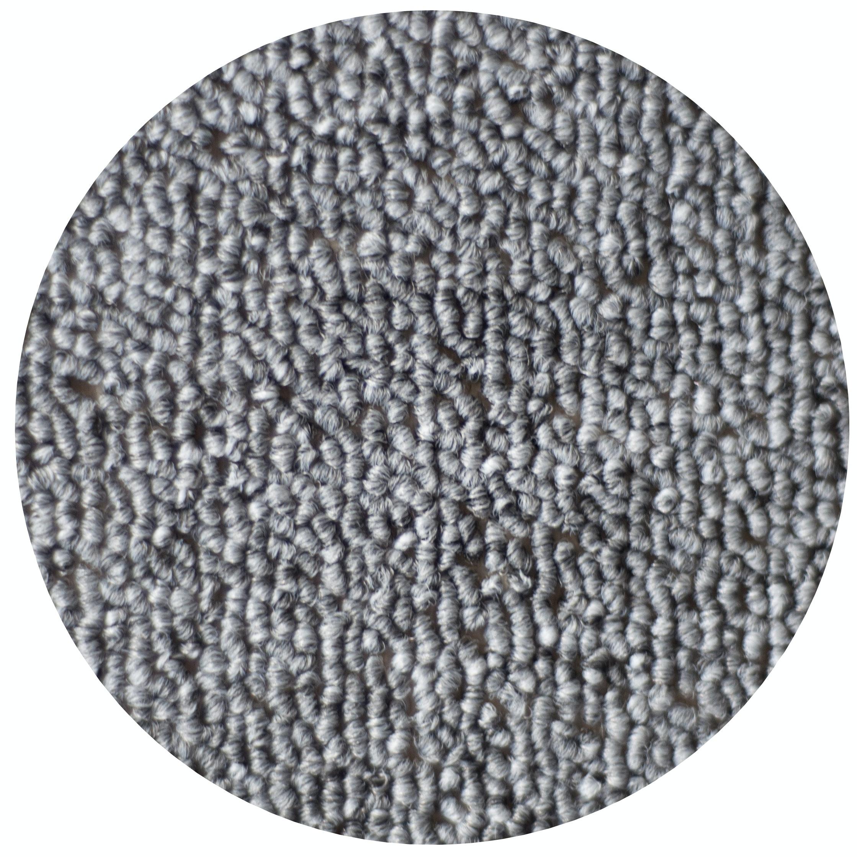 Textilgolv Heltäckningsmatta Fibertrone Basic 10m² Grå 12
