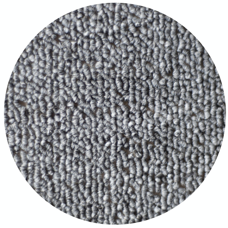 Textilgolv Heltäckningsmatta Fibertrone Basic 14m² Grå 12