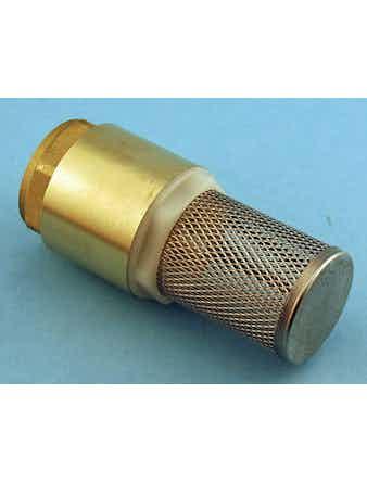 Bottenventil GG Carat R25 140302