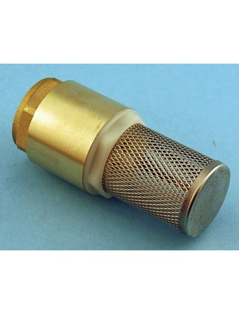Bottenventil GG Carat R40 140304