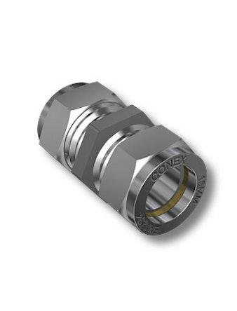 Pexkoppling GG Carat 12mm Rak 32606