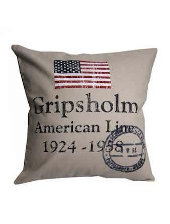 Kuddfodral Gripsholm Americanline 50X50cm Sand 967717