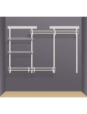 Система гардеробная 1.2-1.8 м 8808