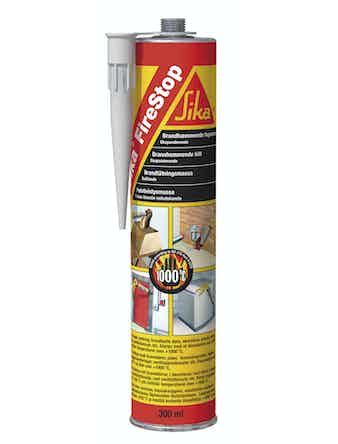 Firestop Sika Svart 300ml