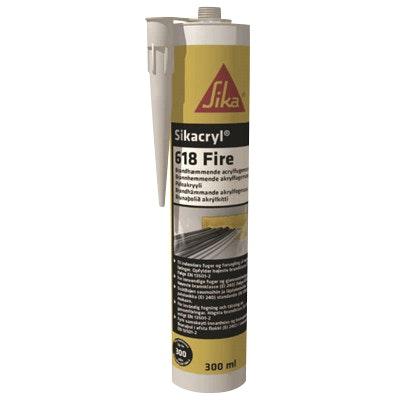 Fogmassa Sika Sikacryl®-618 Fire Vit 300ml