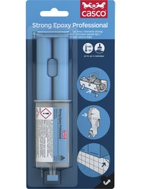 EPOKSILIIMA CASCO STRONG EPOXY PROFESSIONAL 24ML