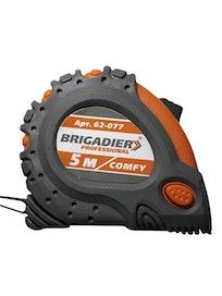 Рулетка BRIGADIER 11042 5 м х 19 мм