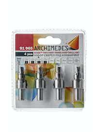Ограничитель Archimedes 91965, 4 шт.