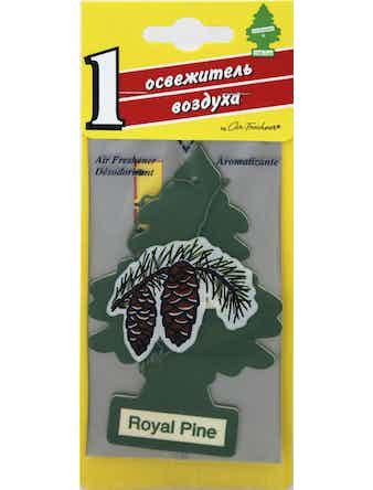 Освежитель воздуха подвесной Елочка королевская сосна