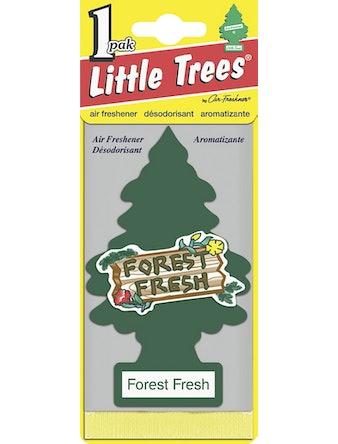 Освежитель воздуха подвесной Елочка свежесть леса