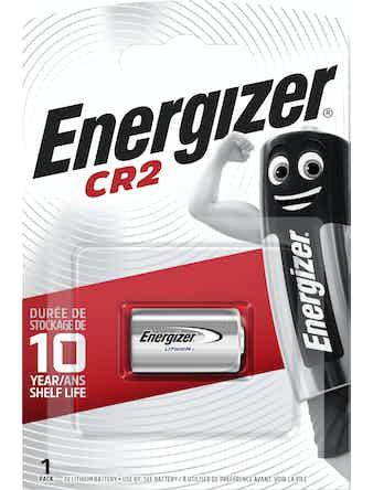 CR2 3 V ENERG LITIUM PHOTOBATTERI