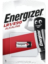 ALKALIPARISTO ENERGIZER LR1/E90 LR1/E90 1,5V 1 KPL