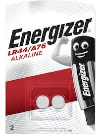 NAPPIPARISTO ENERGIZER ALKALI LR44/A76 1,5V 2KPL
