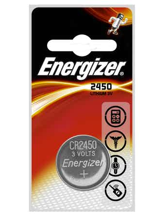 Batteri Lithium Cr2450 Pip1