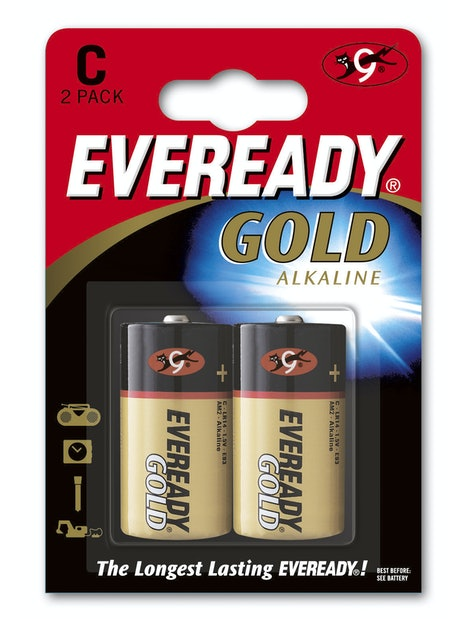 ALKALIPARISTO EVEREADY C LR14 LR14 C 2 KPL