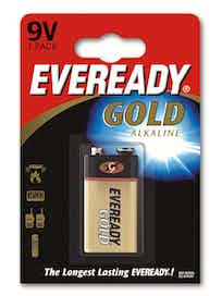 ALKALIPARISTO EVEREADY 9V 6LR61 9 V 1 KPL