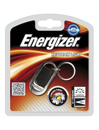 Ficklampsnyckelring Energizer Hi-Tech + 2 CR2016