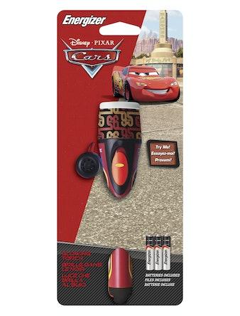 Ficklampa Energizer Disney Cars Med ledlampa
