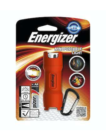 Ficklampa Energizer Compact Med Karbinhake