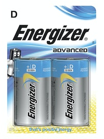 ALKALIPARISTO ENERGIZER ADVANCED D 2KPL