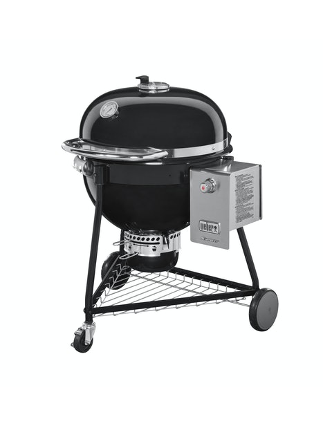 HIILIGRILLI WEBER SUMMIT CHARCOAL GRILL GBS STAND