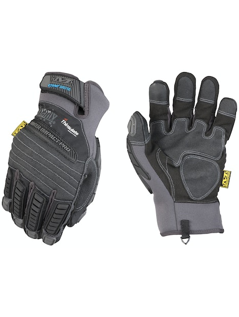 KÄSINE MECHANIX WINTER IMPACT PRO KOKO 8