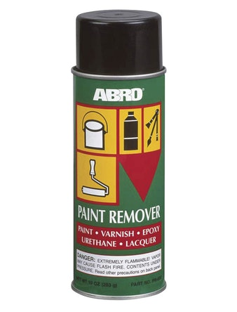 Смывка краски-спрей ABRO 283г