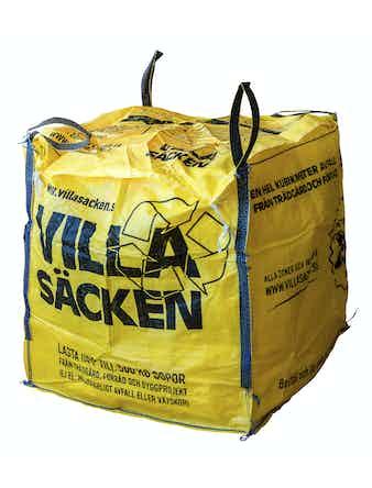 Säck Big Bag Villasäcken 500kg