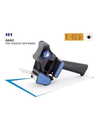 Tejphållare 50 mm H11-CP