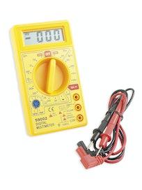 Мультиметр цифровой 3,5-разрядный 59002