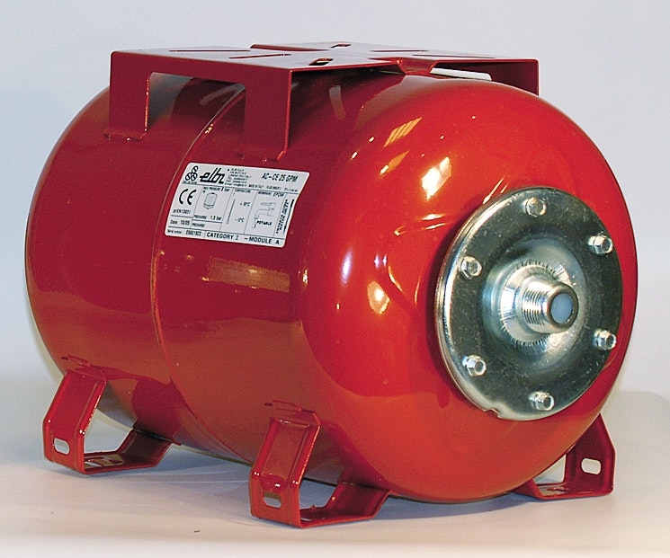 Hydrotub Robota Liggande 25l Ht 25K