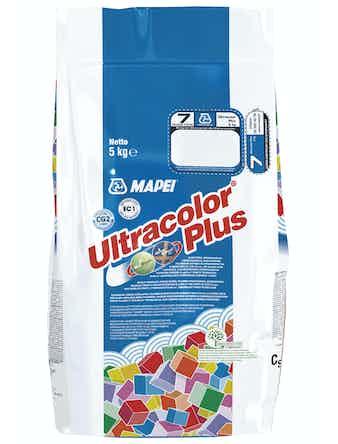 Затирка Mapei Ultra 113 темно-серый 5 кг