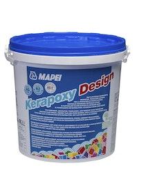 Затирка эпоксидная Kerapoxy Design 728 темно-серый 3 кг