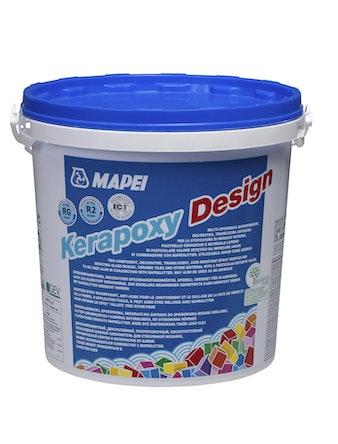 Затирка эпоксидная Kerapoxy Design 731 темно-коричневый 3 кг